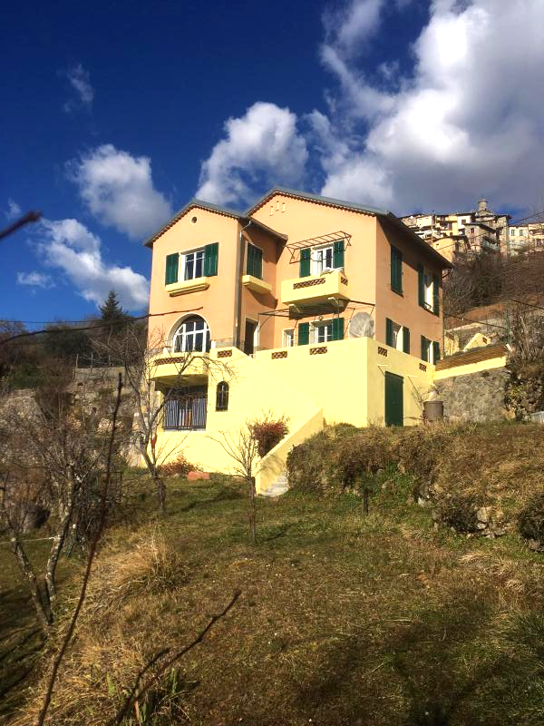 BELVEDERE - CHARMING HOUSE OF 175 m2