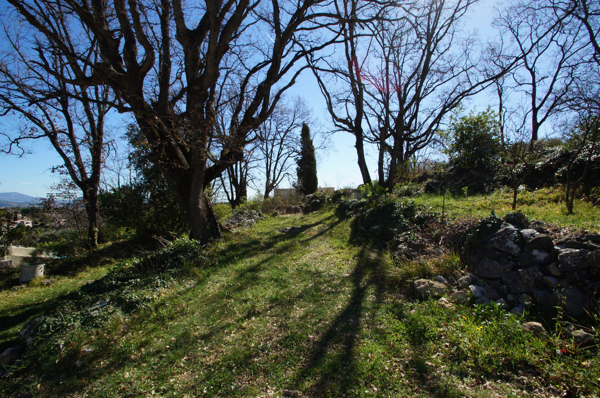 La Gaude Residential - serviced land of 1422 m2